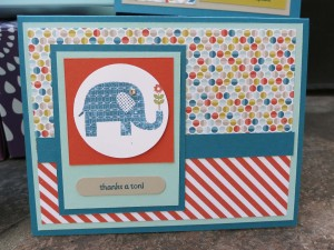 Pattern Occasions Card # 2