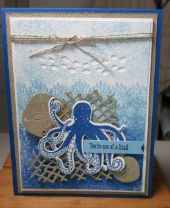 Under the Sea Card1